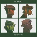 Gorillaz:Demon Days: Av Media