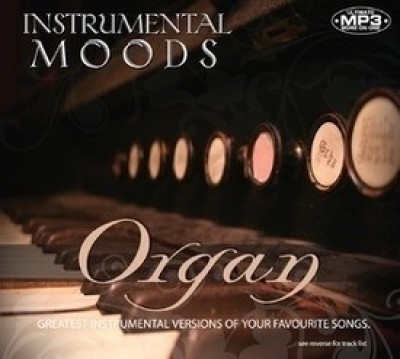Buy Instrumental Moods - Organ (Cover Version): Av Media