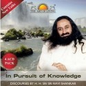 The Art Of Living: In Pursuit Of Knowledge (4 ACD Pack): Av Media
