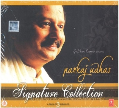 Buy Signature Collection-Pankaj Udhas (3 C.D. Pack): Av Media