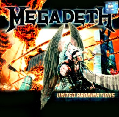 Buy MEGADETH - TH1RT3EN: Av Media