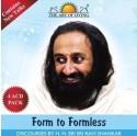 The Art Of Living: Form To Formless (4 ACD Pack): Av Media