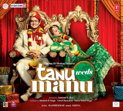 Buy Tanu Weds Manu: Av Media