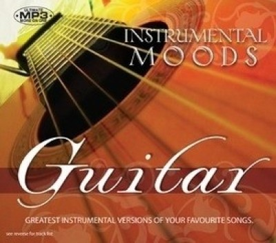 Buy Instrumental Moods - Guitar (Cover Version): Av Media