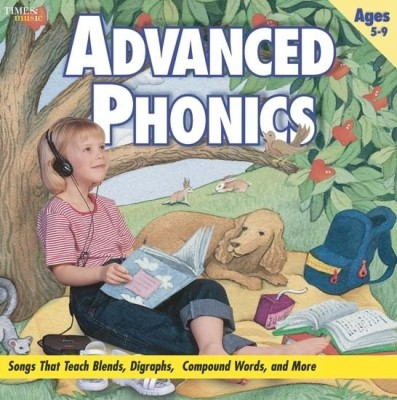 Buy Advanced Phonics: Av Media