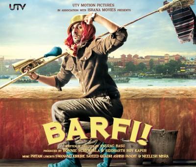 Buy Barfi!: Av Media