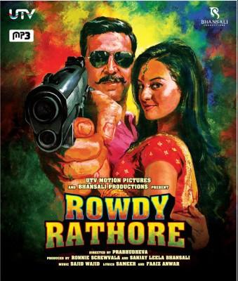 Buy Rowdy Rathore: Av Media