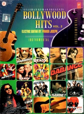 Buy Bollywood Hits Instrumental - Volume 2: Av Media