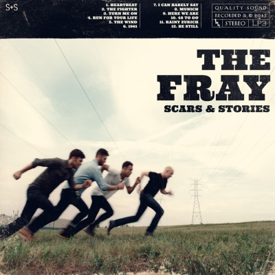 Buy The Fray Scars and Stories: Av Media