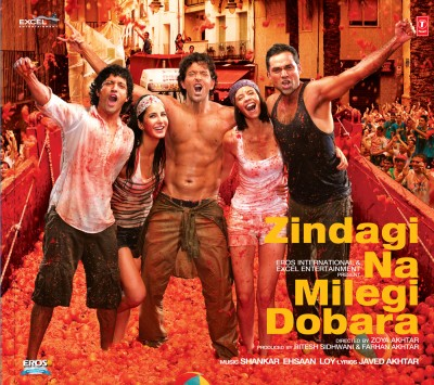 Buy Zindagi Na Milegi Dobara: Av Media