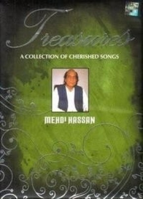Buy Treasures - Mehdi Hassan: Av Media