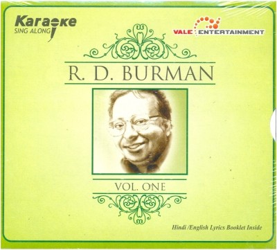 Buy R.D Burman Vol - 1 (Karaoke): Av Media