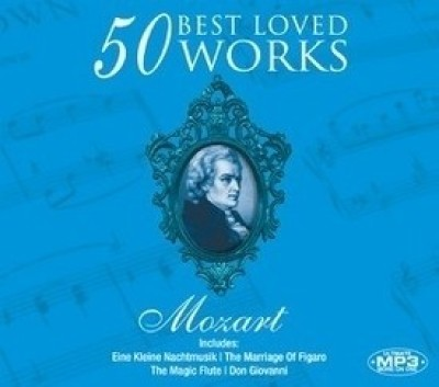 Buy 50 Best Loved Works - Mozart (Cover Version): Av Media