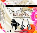 The Greatest Hits Romantic Instrumental Collection Vol.1 - InstrumentalAudio CD: Av Media
