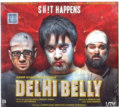 Buy Delhi Belly: Av Media