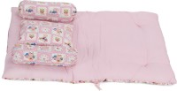 Blue Berrys Baby Bed Convertible Crib (Cotton, Pink)