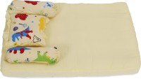 Blue Berrys Baby Bed Convertible Crib (Cotton, Yellow)