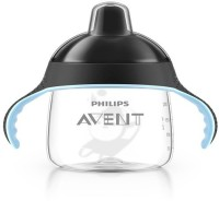 AVENT PREMIUM SPOUT CUP BLACK 18M+ - 340 Ml (Multicolor)