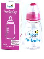 LUPAE NUBABY FEEDING BOTTLE 125ML - 125 Ml (BLUE, PINK)