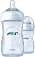 Avent Nat Bottle 260Ml Twin SCF693/20 - 260 Ml (White)