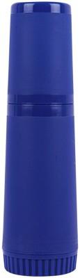 Farlin Un-Breakable Insulated Feeding Bottle 250cc - Blue - 250 Ml (Blue)