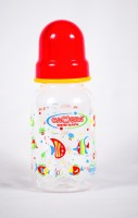 Camera Baby Corporation Camera New Safe Decorated Feeding Bottle 150ml/5 Oz (11345) - 150 Ml (Transparent)