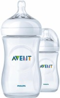Avent Nat Bottle 330Ml Twin SCF696/20 - 330 Ml (White)