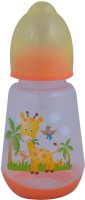 Mommas Baby Feeding Bottle - 125 Ml (Orange)