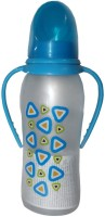 Born Babies Feeding Bottle - 250 Ml (Blue)