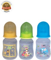 Mee Mee PREMIUM FEEDING BOTTLE� - 125 Ml (Multi)