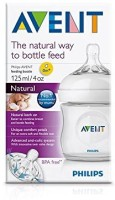 Philips Avent Natural - 125 Ml (White) - BBTEAHWFQ6F5ZYQU