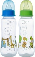 Tollyjoy Baby Nurser Twin Pack - 250 Ml (Transparent)