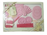 Disney Baby Gift Set- 8pc (Pink)