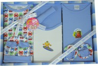 Cool Baby 8 Pcs Gift Set (Blue)