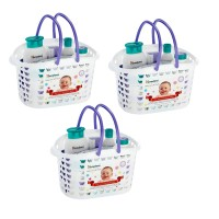 Himalaya Herbals Babycare Gift Basket Combo (White) - BBCEJPYBFCUCTDGQ
