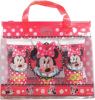 Disney Minnie Mouse Gift Pack(C.S.50ml, B&S.Gel 50ml, B.Lotion 50ml) (Red)