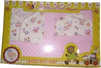 Little Hub New Born Baby Gift Set - Pink (Pink)