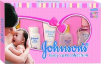 JOHNSONS BABY CARE COLLECTION DELUXE (SET OF 7) (Multicolor)
