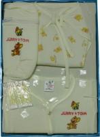 Jerry & Tom 5 Pcs Baby Combo Gift Set (Vanila)