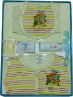 Jerry & Tom 8 Pcs Lemon Baby Combo Gift Set (Vanila)