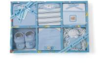 Stuff Jam Advance Baby 7 Piece Gift Set(Blue) (Blue)