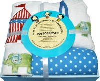 Abracadabra Baby Bath Essentials - Boys (Blue, White)