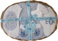 Advance Baby 8 Pieces Gift Set (Blue)