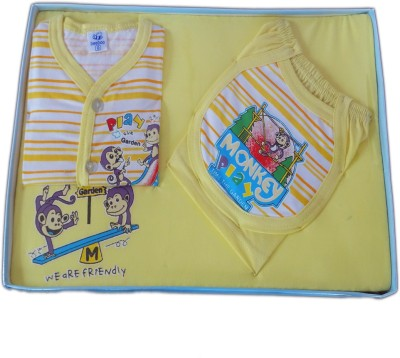 Amykids Baby Gift Set Combo (Yellow)