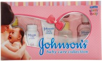 Johnsons Baby Care Collection (Pink)