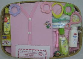 Love Baby Baby Care Combo