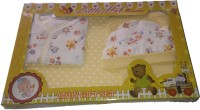 Little Hub New Born Baby Gift Set -Dark Yellow (Dark Yellow)