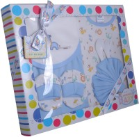 Mommas Baby Gift Set - Blue (Blue)