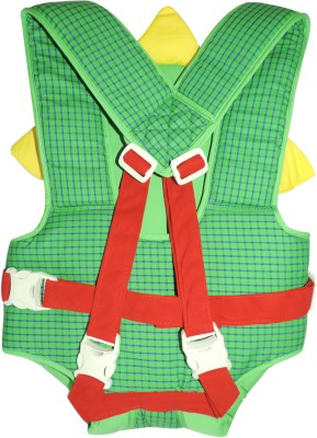 Ole Baby Large Sumflower Kangaroo Two Way Baby Carrier (Multicolor)