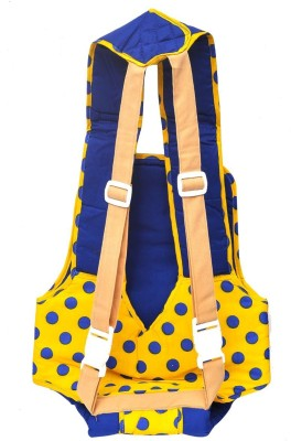 Hawai Pretty Pussy Baby Carrier (Blue, Yellow)